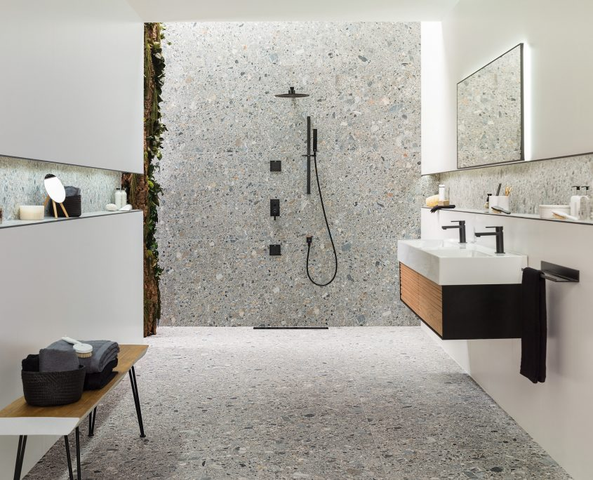 Porcelanosa - Ceppo Stone + Marmi China