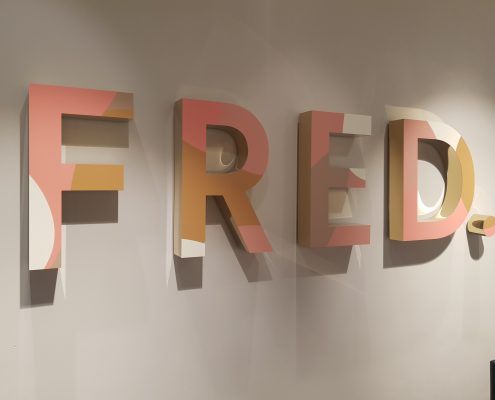Kledingzaak FRED